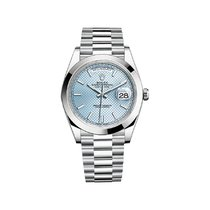 Rolex Platinum 40mm Automatic 228206 new