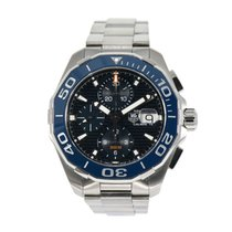 TAG Heuer Steel 44mm Automatic CAY211B-0 pre-owned