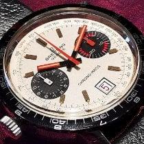 Breitling Chrono-Matic (submodel) neu 1969 Automatik Chronograph Nur Uhr 2110