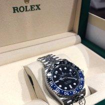 Rolex 126710BLNR-0002 Stahl 2019 GMT-Master II 40mm neu