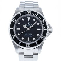 Rolex Submariner (No Date) 14060 pre-owned