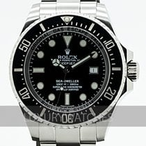 Rolex 116660 Acier 2013 Sea-Dweller Deepsea 44mm occasion