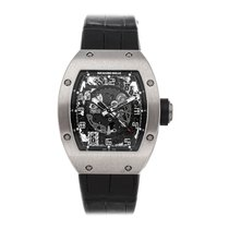 Richard Mille RM 010 RM010 AG WG pre-owned
