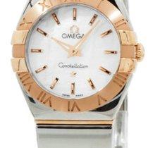 Omega Constellation Quartz 24mm Madreperla