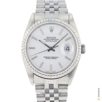 Rolex Datejust 16220 Very good Steel 36mm Automatic