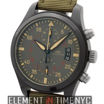 IWC Pilot Chronograph Top Gun Miramar new 46mm Ceramic