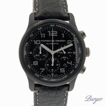 Porsche Design Titane 42mm Remontage automatique 6612.17 occasion