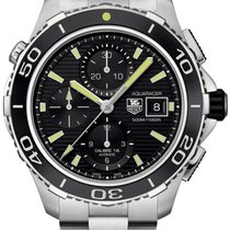 TAG Heuer CAK2111.BA0833 Steel Aquaracer 500M new United States of America, New York, Brooklyn