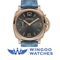 Panerai LUMINOR DUE 3 DAYS ORO ROSSO - 42 MM Ref. PAM00677
