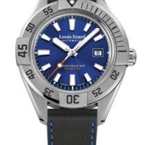 Louis Erard SPORTIVE CLOCK FACE  BLUE 69107AA05BMA29