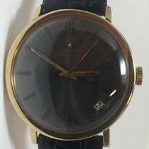 Zenith Very good Yellow gold 35mm Automatic