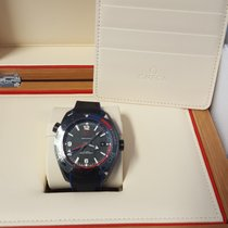 Omega Seamaster Planet Ocean 215.92.46.22.01.004 New Ceramic 45.5mm Automatic