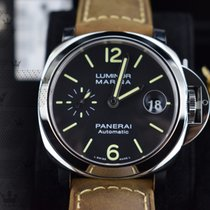 沛納海 (Panerai) PAM01048  Luminor Marina Black Dial (PROMOTION)