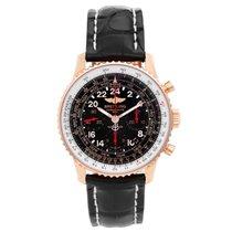 ブライトリング (Breitling) Navitimer Cosmonaute Rose Gold RB0210