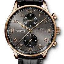 IWC Portuguese Chronograph IW371482 2020 nouveau