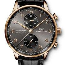 IWC Portuguese Chronograph IW371482 2020 new
