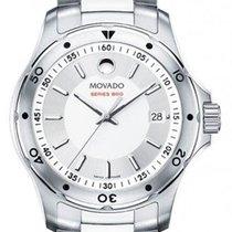 Movado Series 800 Sub Sea Mens Watch Silver Dial 2600075