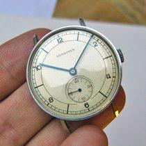 Longines w. Sector Dial  . oversized Calatrava case .  vintage...