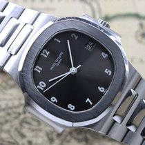 Patek Philippe Nautilus Ref. 3800 Year 1984 (with Extract from...