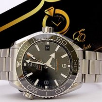 Omega Seamaster Planet Ocean ceramic new nuovo