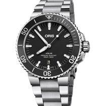 Oris Aquis Date 01 733 7730 4154-07 8 24 05PEB new