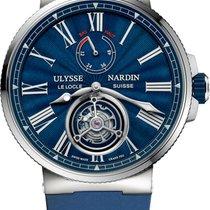 Ulysse Nardin Marine Tourbillon 43mm 1283-181-3/e3
