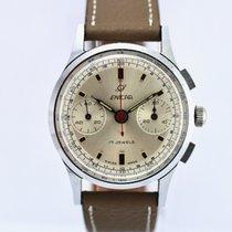 Enicar Column Wheel Chronograph Schaltradchronograph