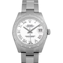 Rolex Lady-Datejust White gold 31.00mm White United States of America, California, San Mateo