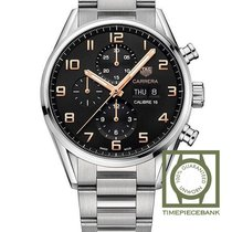 TAG Heuer Carrera Calibre 16 CV2A1AB.BA0738 2020 new