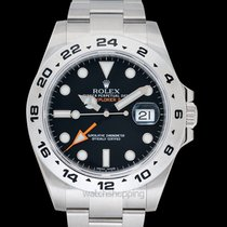 Rolex Explorer II Steel Black United States of America, California, San Mateo