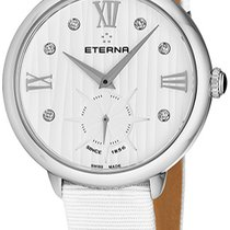 Eterna Women's watch Quartz new Watch with original box and original papers