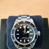Tudor M79030N Stål 2018 Black Bay Fifty-Eight 39mm ny