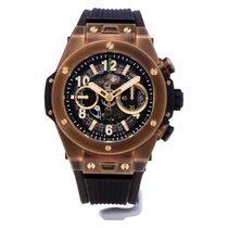Hublot Big Bang Unico Bavaria Bronze from 2019 complete with...