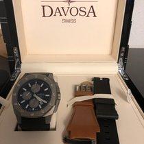 Davosa Titanium Titan 48,5mm Crn Bez brojeva