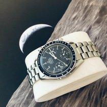 Omega Speedmaster 175.0032 Black Dial Mens Automatic watch + Box