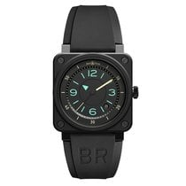 Bell & Ross BR 03-92 Ceramic new Automatic Watch with original box and original papers BR0392IDCCE/SRB