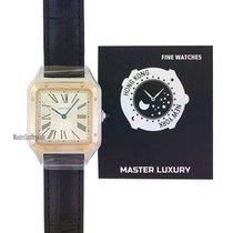Cartier новые Кварцевые 43.5mm Сталь Сапфировое стекло
