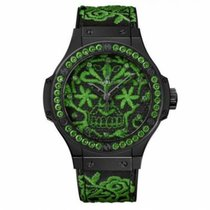 Hublot Big Bang Broderie 343.CG.6590.NR.1222 2019 new