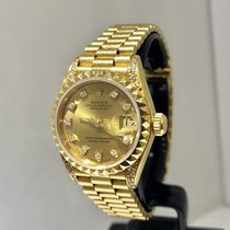Rolex Lady-Datejust 69188 1990 occasion