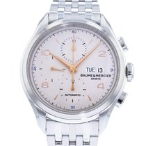 Baume & Mercier Clifton 10130/65731 2010 pre-owned