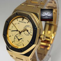 Audemars Piguet Royal Oak Dual Time Yellow gold 36mm Champagne