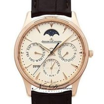Jaeger-LeCoultre Q1302520 Red gold 2019 Master Ultra Thin Perpetual 39mm new