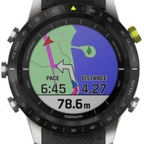 Garmin Titanium Quartz 46mm new