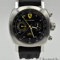 Panerai Ferrari Steel 45mm Black No numerals United States of America, Texas, Houston
