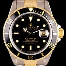 Rolex Submariner Date 16803 1984 rabljen