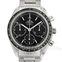Omega Steel 40mm Automatic 326.30.40.50.01.001 new
