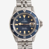 Tudor 94110 Steel 1976 Submariner 40mm pre-owned United States of America, New Jersey, Garwood