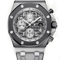 Audemars Piguet Royal Oak Offshore Chronograph new 2019 Automatic Chronograph Watch with original box and original papers 26470IO.OO.A006CA.01