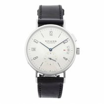NOMOS Tangomat GMT new 2019 Automatic Watch with original box and original papers 635