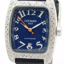 Locman Sport Tonneau 488 2000 pre-owned